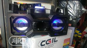 Rechargeable Bluetooth Speaker With Powerbank   Audio & Music Equipment for sale in Lagos State, Ikeja