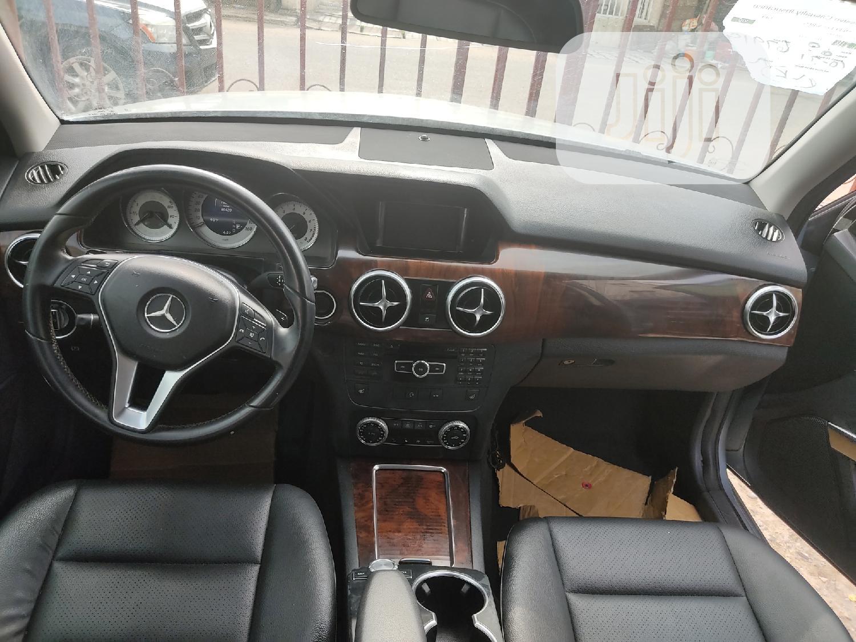 Archive: Mercedes-Benz GLK-Class 2013 350 SUV Blue