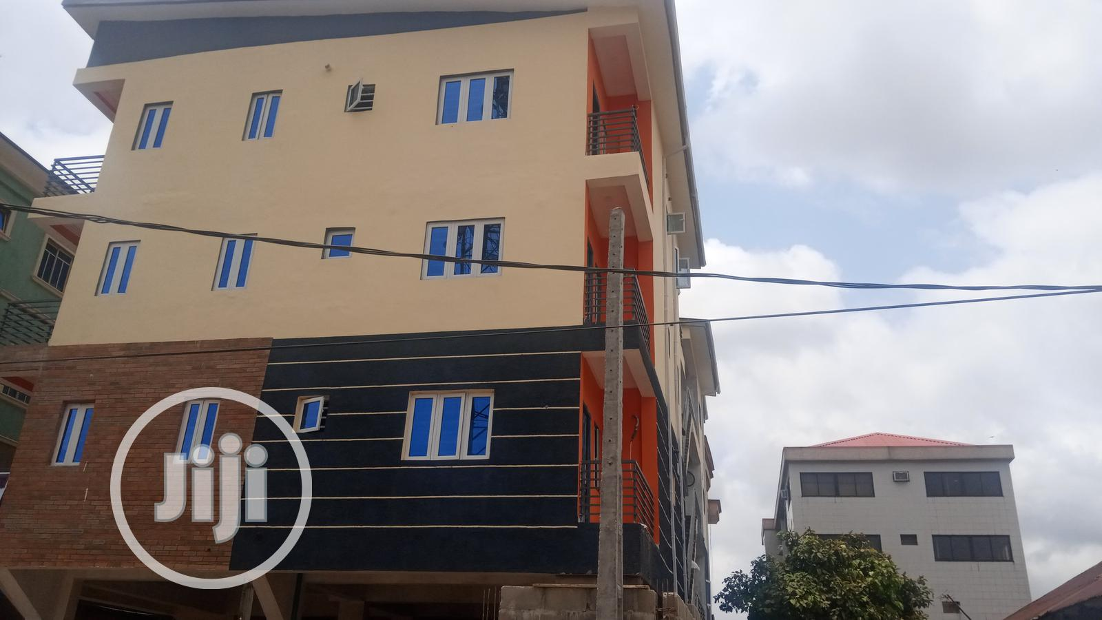 Newly 3bedroom At Alagomeji For Rent