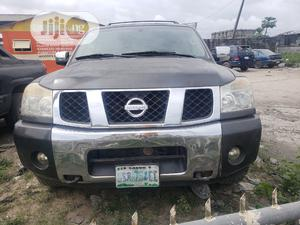 Nissan Armada 2005 4x4 SE Off-Road Black | Cars for sale in Lagos State, Ajah