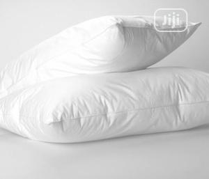 Bedroom/Couture White Goose Feather and Down Sleeping Pillow   Home Accessories for sale in Lagos State, Victoria Island