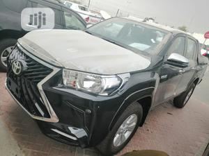 New Toyota Hilux 2019 SR5 4x4 Black   Cars for sale in Lagos State, Victoria Island