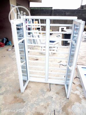Aluminium Casemate Window   Windows for sale in Lagos State, Ikeja