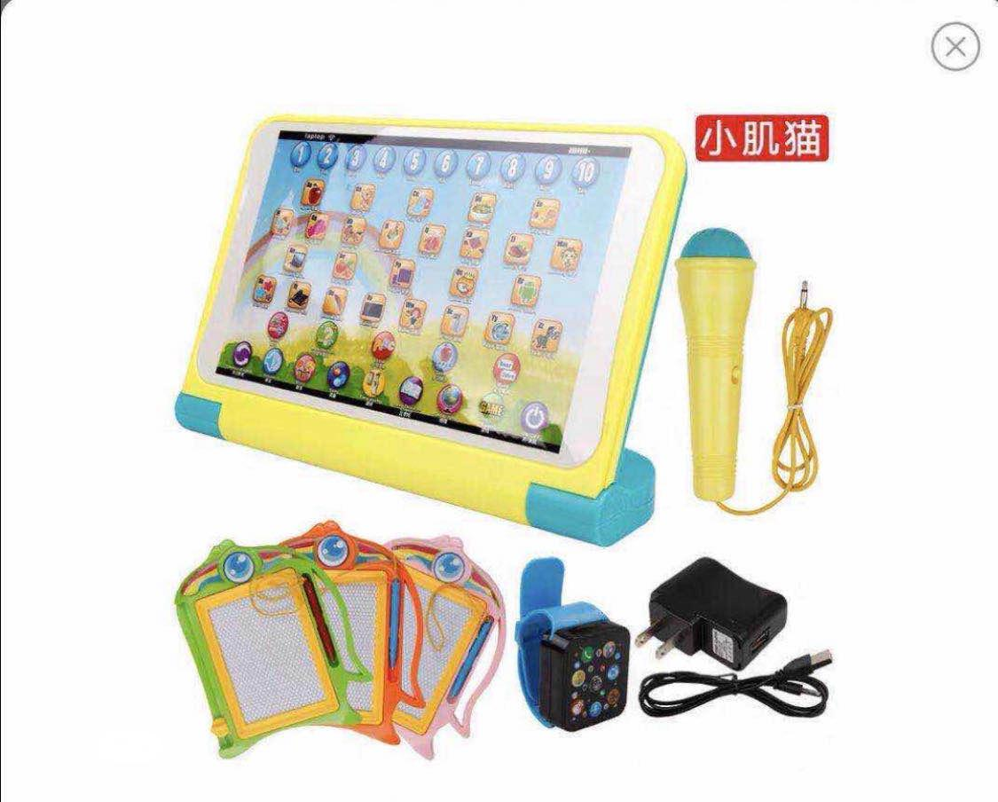 Unique Children Learning Machine/Tabs