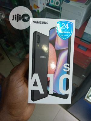 New Samsung Galaxy A10s 32 GB Black   Mobile Phones for sale in Lagos State, Ikeja