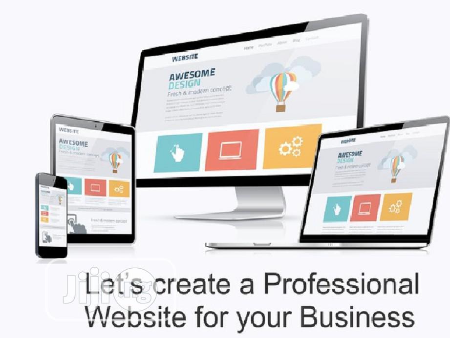 Archive: Professional Website Design