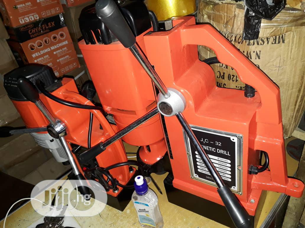 Magnetic Drilling Machine 28mm | Electrical Hand Tools for sale in Amuwo-Odofin, Lagos State, Nigeria