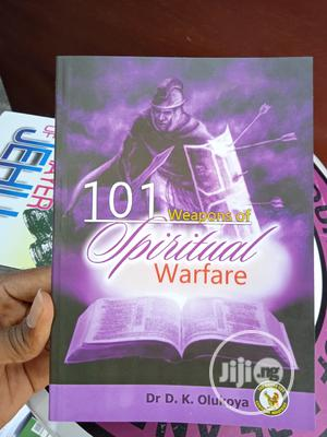 101 Weapons of Spiritual Warfare.   Books & Games for sale in Lagos State, Surulere