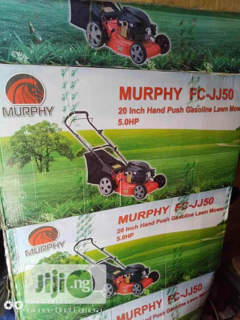 Lawnmower Machine Murphy