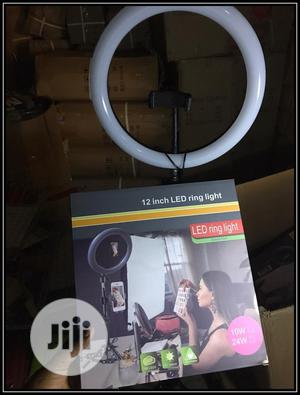12 Inches Ring Light   Accessories & Supplies for Electronics for sale in Lagos State, Surulere