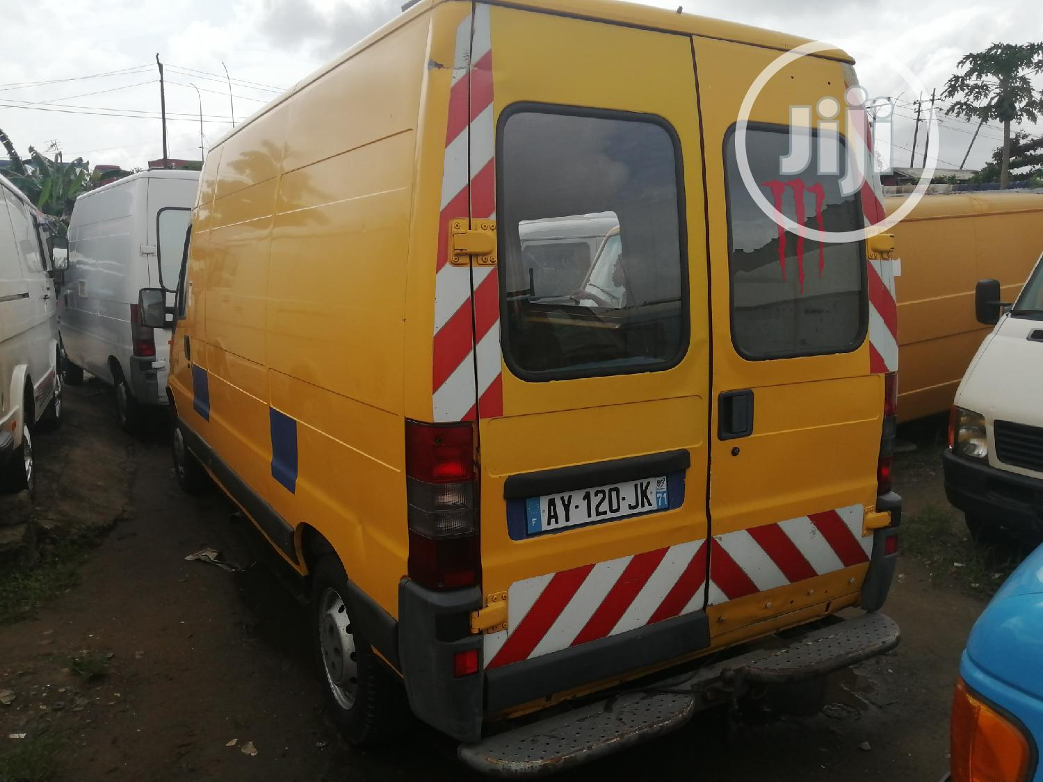 Peugeot Boxer Yellow | Buses & Microbuses for sale in Apapa, Lagos State, Nigeria