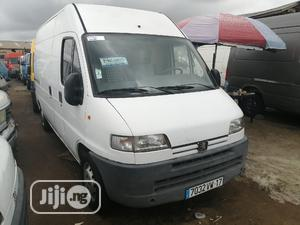 Peugeot Boxer White | Buses & Microbuses for sale in Lagos State, Apapa