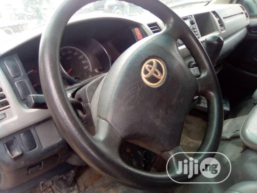 Toyota Hiace 2012 White | Buses & Microbuses for sale in Lekki, Lagos State, Nigeria