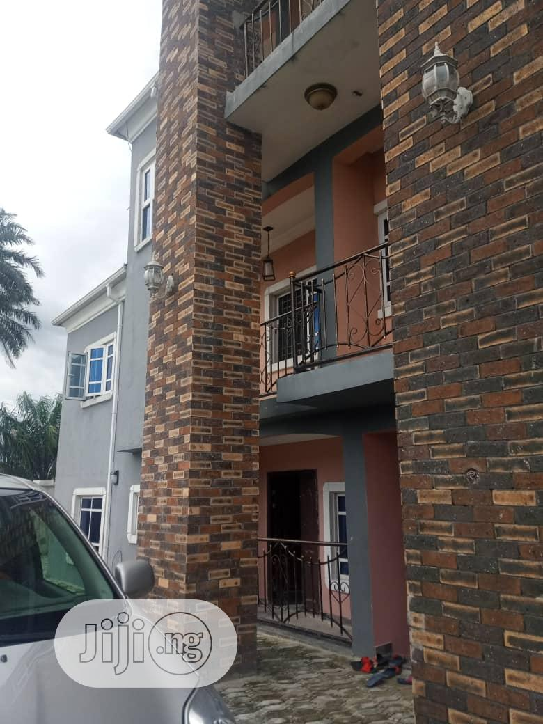 Archive: Beautiful 2 Bedroom Flat For Rent In Mercy Land Estate PHC