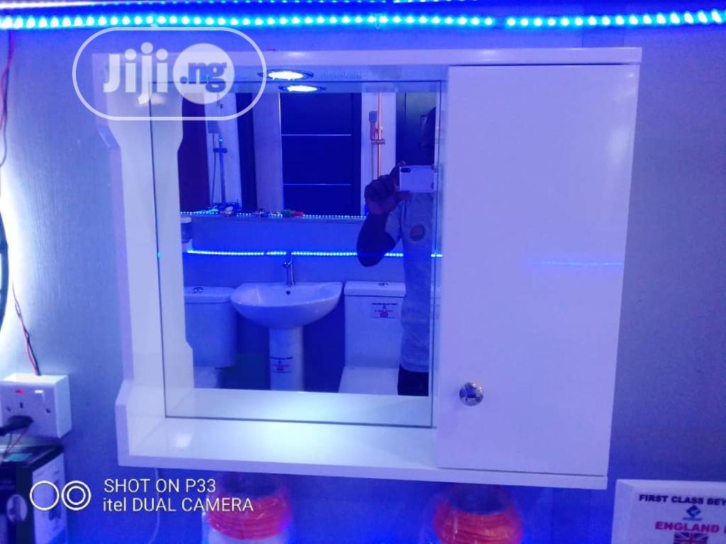 Archive: Pure Cabinet Mirror