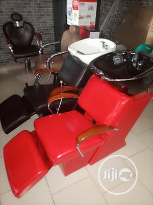 Executive Salon Chairs With Washing Bazin   Salon Equipment for sale in Lagos State, Lagos Island (Eko)