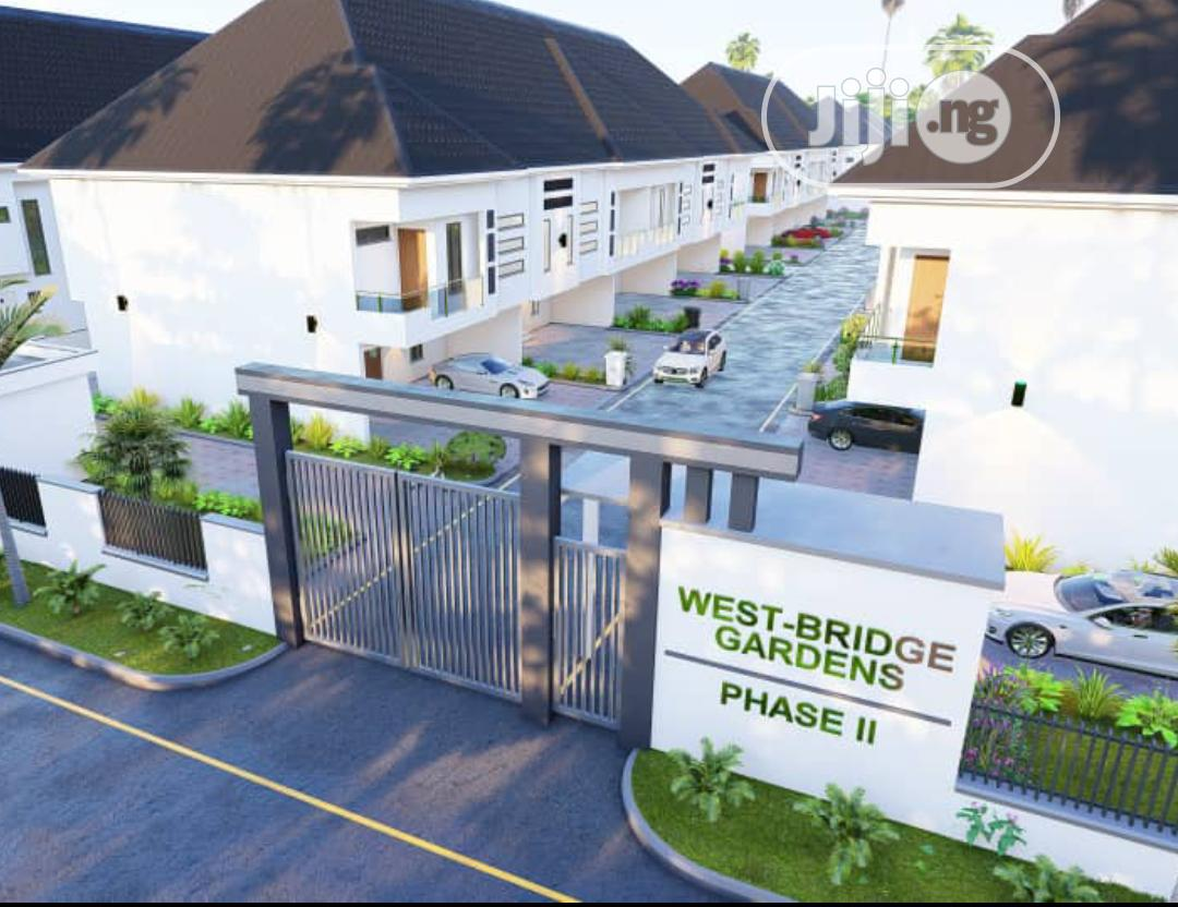 15yers Payment Plan For This Awesome 4bed Semi Detached Dup | Houses & Apartments For Sale for sale in Lekki Phase 1, Lekki, Nigeria