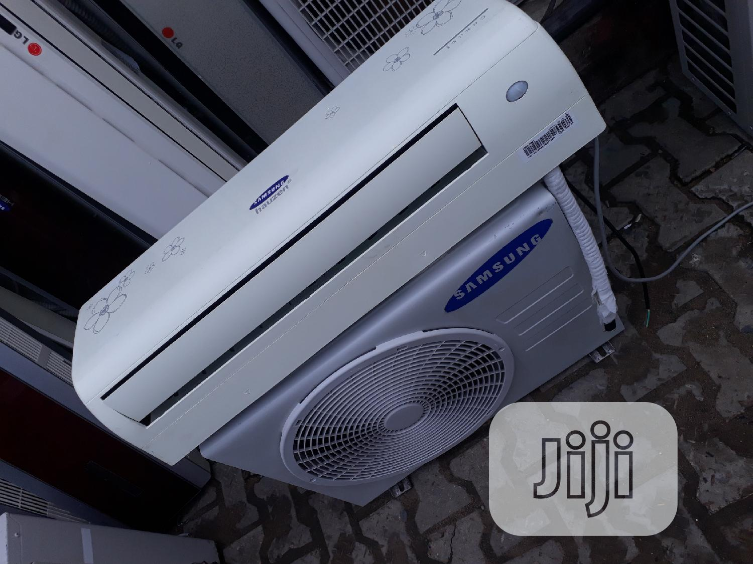 Direct Clean U.K Used Samsung 1hp Split Unit A.C With