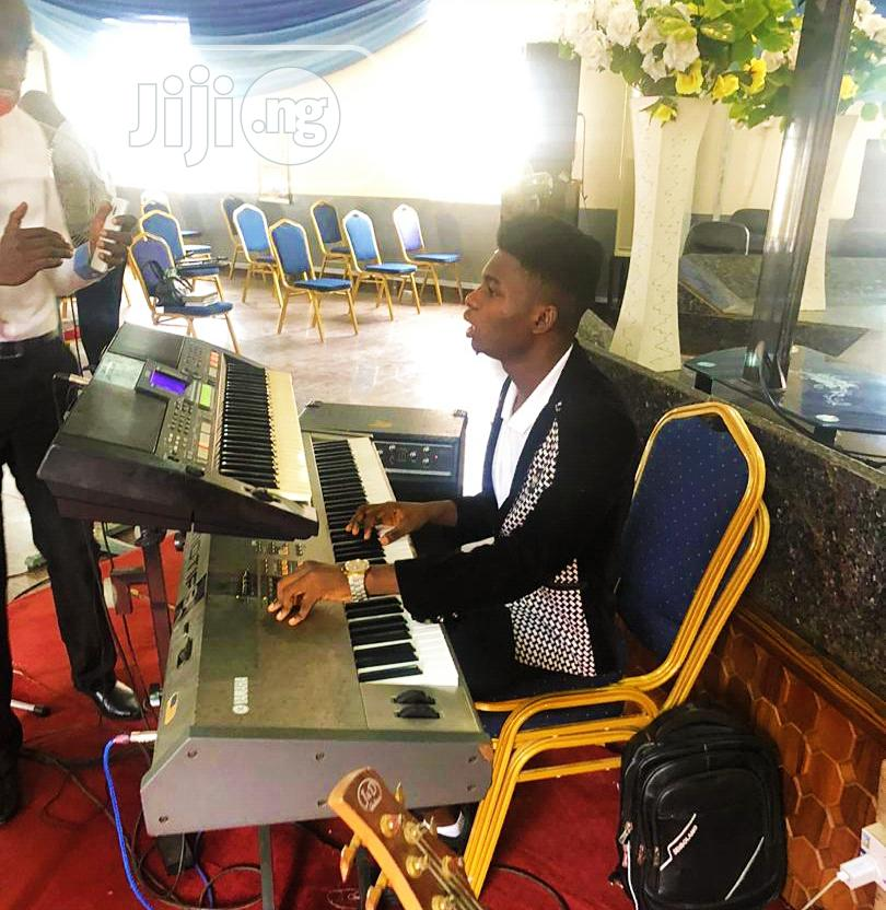 Church Pianist