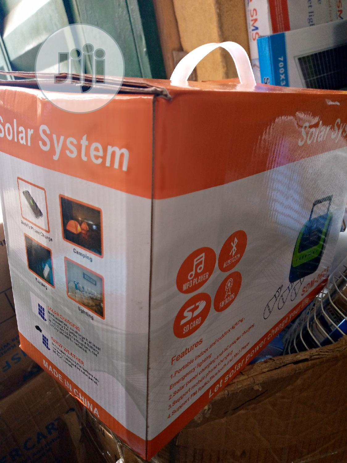 Solar System With Bulbs. | Solar Energy for sale in Ojo, Lagos State, Nigeria