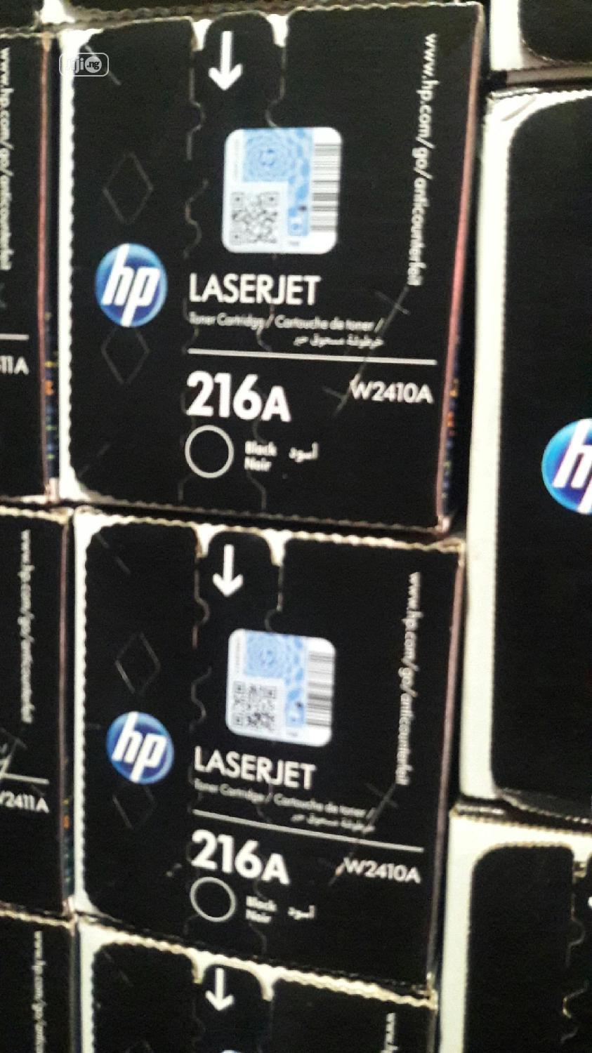 HP 216A Black Toner Cartridge