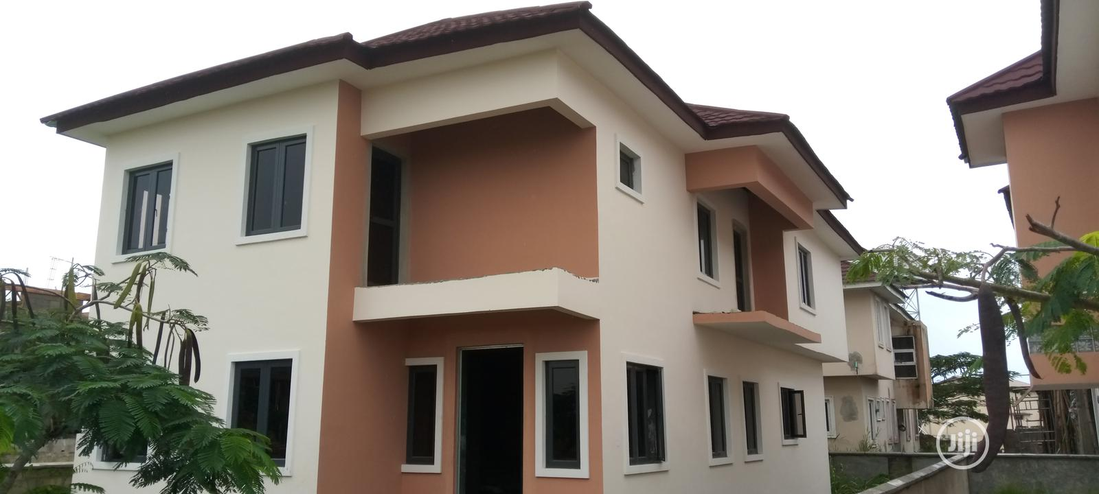 4 Bedroom- Duplex Now Selling At Sapphire Garden Estate