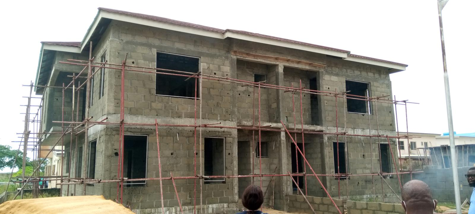 4 Bedroom Semi Detached House For Sale At Sapphire Garden | Houses & Apartments For Sale for sale in Lekki Expressway, Lekki, Nigeria