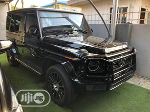 New Mercedes-Benz G-Class 2019 Base G 550 AWD Black | Cars for sale in Lagos State, Surulere