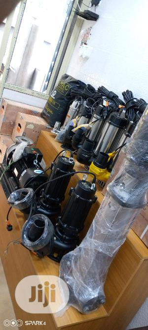 Sewage And Fountain Pumps.   Manufacturing Services for sale in Lagos State, Orile