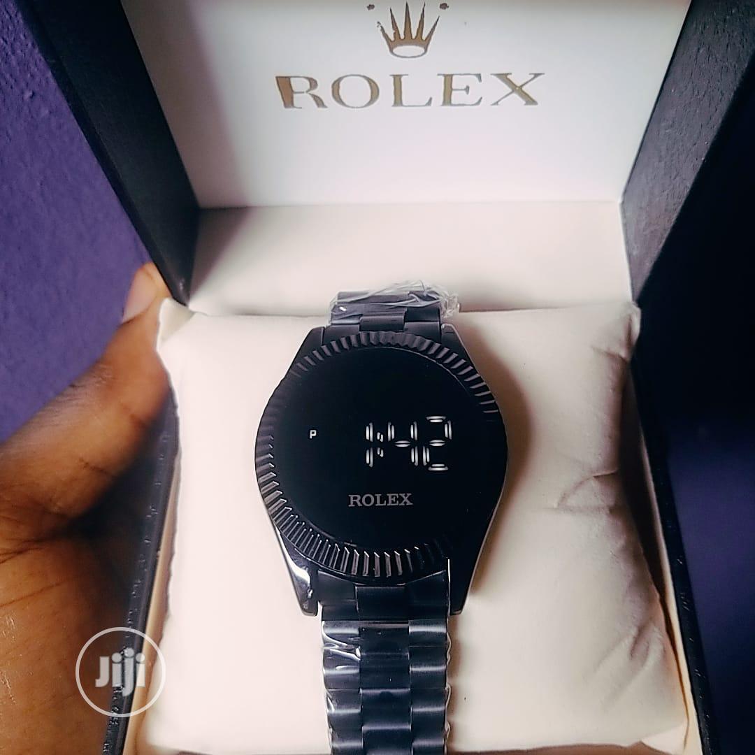 Rolex Chain Screen Touch