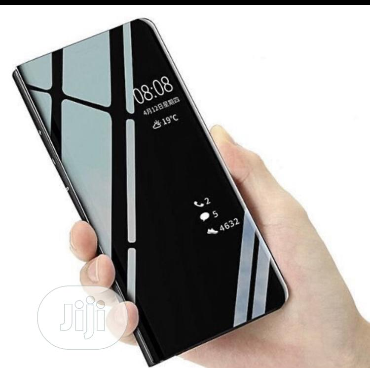 Samsung Galaxy A71 Clear View Standing Cover Case