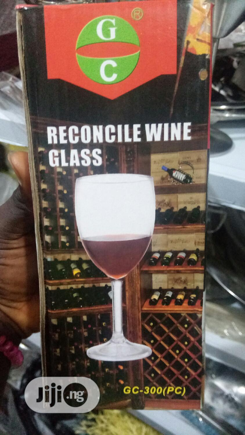 Quality Wine Glass