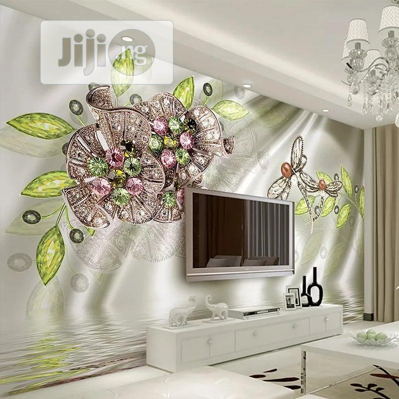 Archive: Sales And Installation Of Wallpapers,3D Wallpaper,Wall Mural