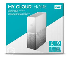 WD 6TB My Cloud Home Personal Cloud Storage | Computer Hardware for sale in Lagos State, Ikeja
