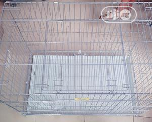 Dog Cage Collapsible | Pet's Accessories for sale in Lagos State, Egbe Idimu