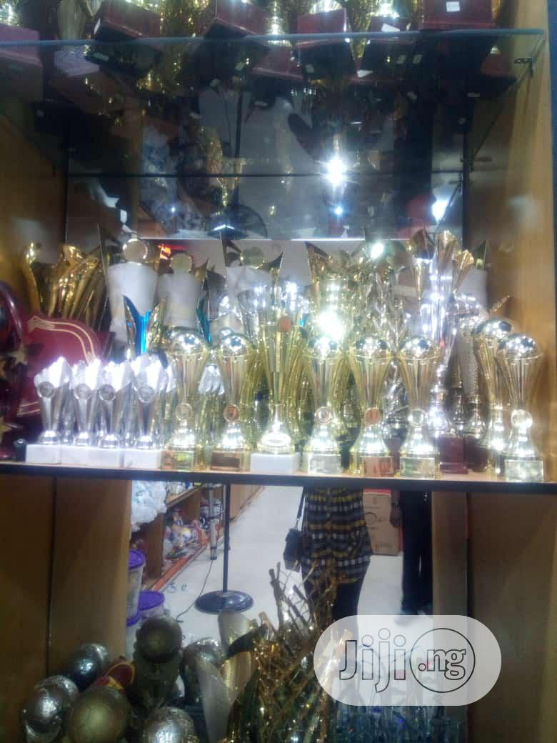 Trophies Available