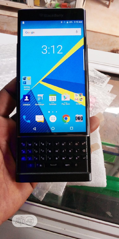 Archive: BlackBerry Priv 32 GB Black