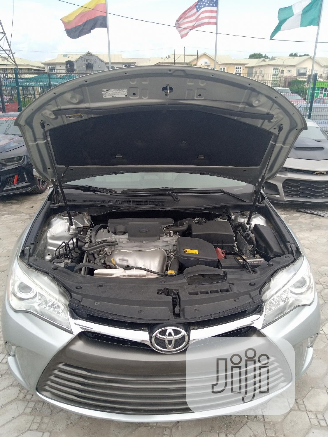 Toyota Camry 2015 Silver   Cars for sale in Ajah, Lagos State, Nigeria
