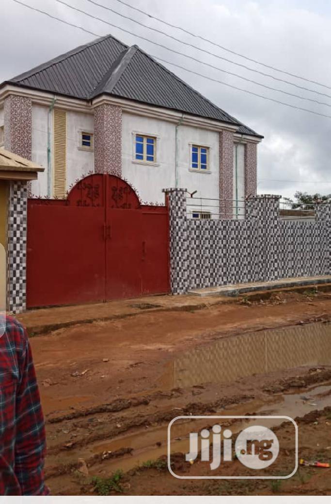 Standard 8 No. Of 2 Bedrm Flat for Sale at Orisunbare Ayobo.