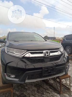Honda CR-V 2019 Touring AWD Black | Cars for sale in Lagos State, Victoria Island