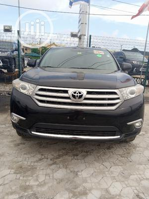 Toyota Highlander 2012 Limited Black | Cars for sale in Lagos State, Epe