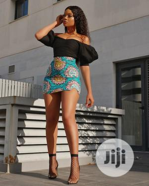 Favy Ankara Short Skirts | Clothing for sale in Lagos State, Isolo