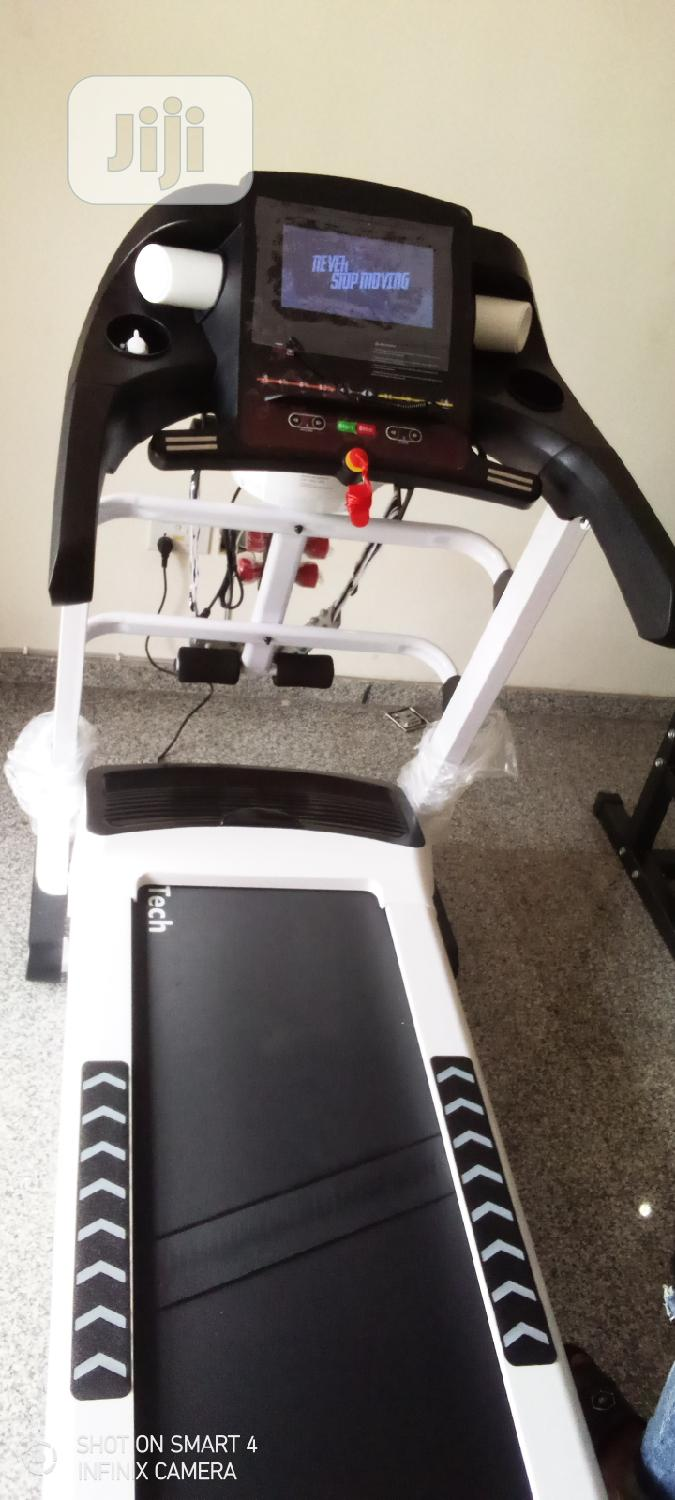 Screen Touch Treadmill For Sale