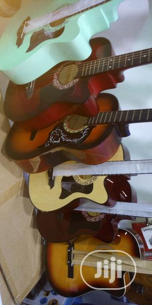 Acoustic/Box Guitar | Musical Instruments & Gear for sale in Lagos State, Alimosho