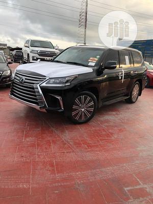 Lexus LX 570 2018 Black   Cars for sale in Lagos State, Lekki