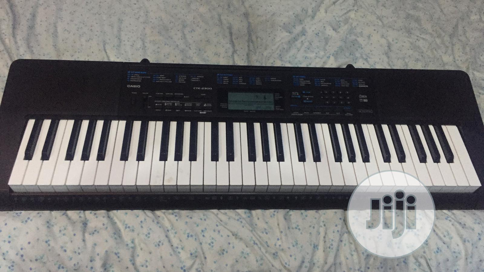2 Months Old Casio Keyboard
