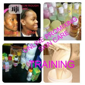 Online Pure Organic Skin Care And Promixing Training. | Classes & Courses for sale in Lagos State, Ikeja
