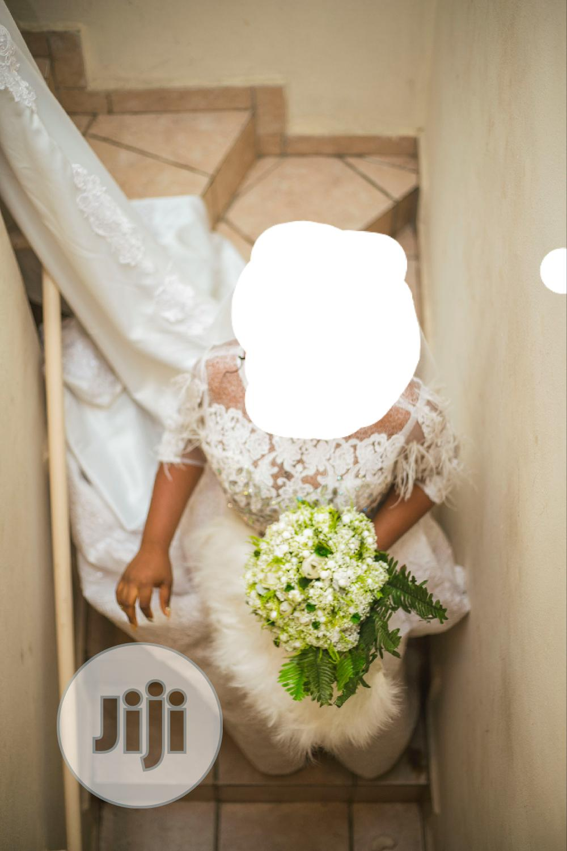 Archive: Luxury Rental Wedding Ball Gown/Dress