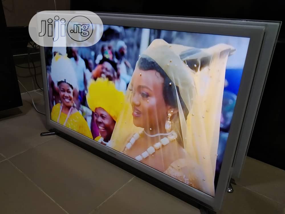 "32""Inches Original Samsung Smart Full HD TIZEN OS TV | TV & DVD Equipment for sale in Ojo, Lagos State, Nigeria"