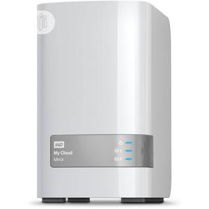 WD My Cloud Mirror (Gen 2) 16TB 2-bay NAS Server (2 X 8TB) | Computer Hardware for sale in Lagos State, Ikeja